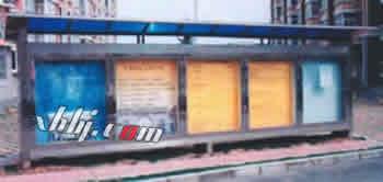 北京不锈钢广告栏