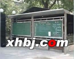 天津不锈钢宣传栏