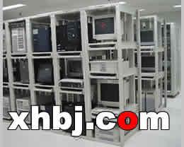 证券机房PC机架