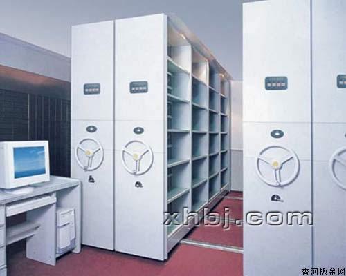 香河板金网提供生产手动、电动、电脑控制多用式密集架厂家
