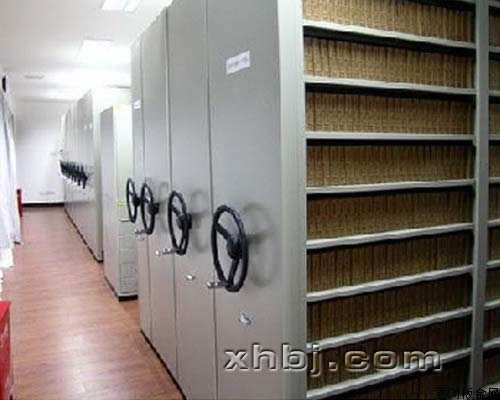 香河板金网提供生产凭证密集柜厂家