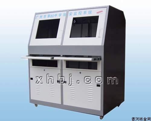香河板金网提供生产校园实用监控台厂家