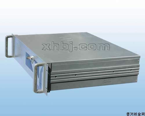 香河板金网提供生产二U控制箱厂家