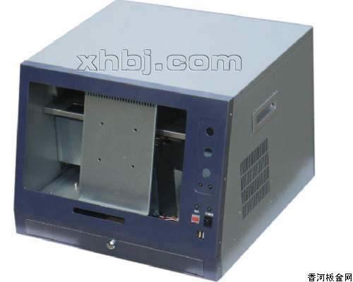 香河板金网提供生产8U450服务器机箱厂家