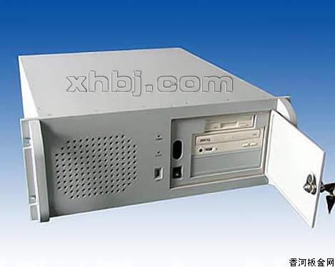 香河板金网提供生产国军标级工业计算机箱体厂家