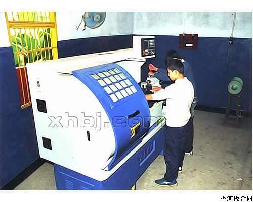 香河板金网提供生产数控车床外壳厂家