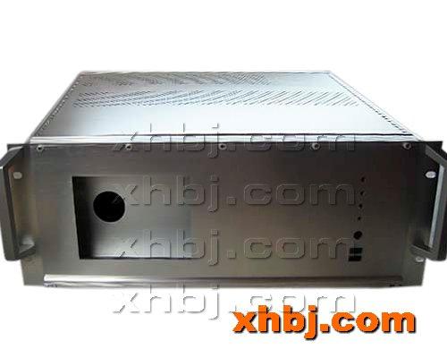 香河板金网提供生产带翻盖机箱厂家