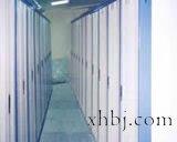 中国网通上海数据中心机柜