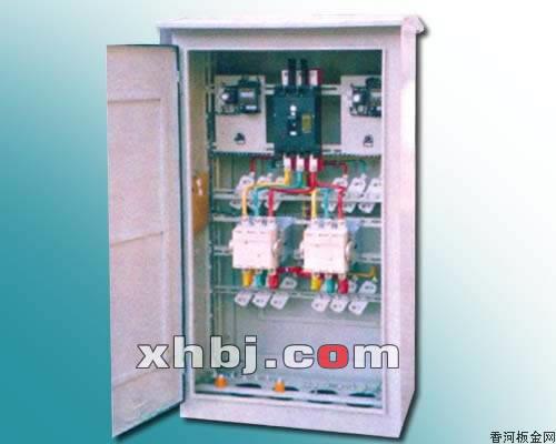路灯控制箱图 配电箱 香河板金网提供生产路灯控制箱