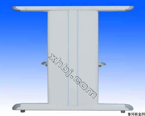 香河板金网提供生产课桌架厂家