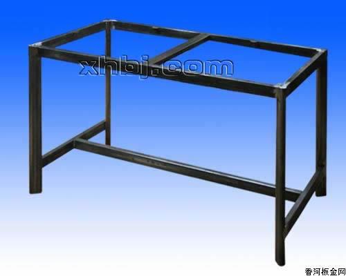 香河板金网提供生产电脑桌架厂家