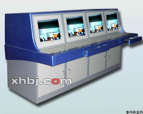 香河板金网提供生产普通型四连操作台厂家