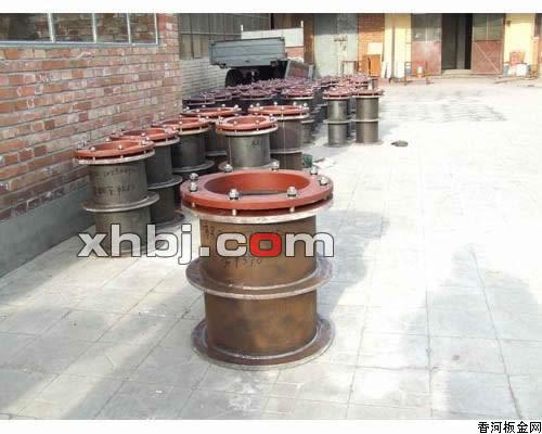 香河板金网提供生产鸟巢防水套管厂家