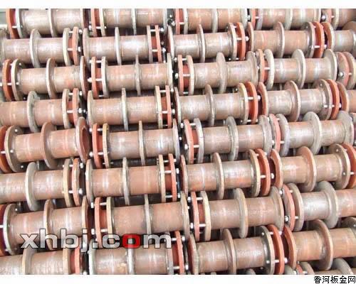 香河板金网提供生产鸟巢工地套管厂家