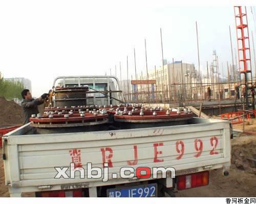 香河板金网提供生产通风系统管厂家