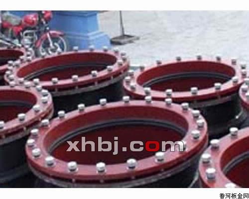 香河板金网提供生产中央空调风管厂家
