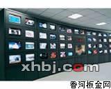 电视屏幕台