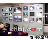 机房电视防墙