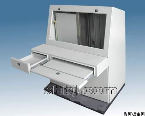 香河板金网提供生产豪华式简易操作台厂家