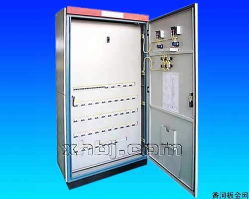香河板金网提供生产sgl型交流低压配电柜厂家