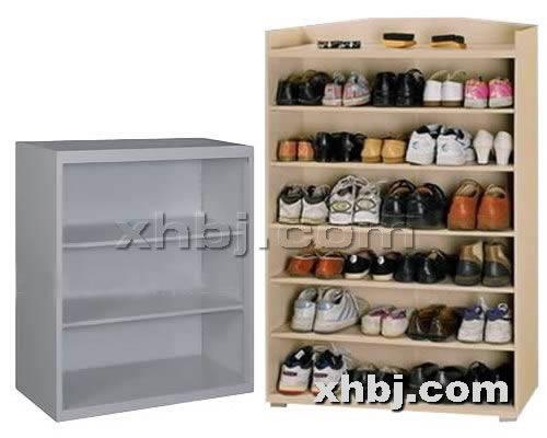香河板金网提供生产无门鞋柜厂家