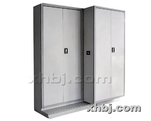 香河板金网提供生产侧推式密集柜厂家
