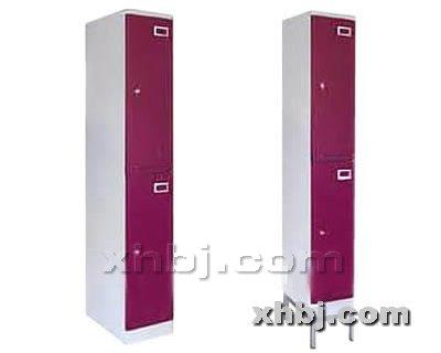 香河板金网提供生产竖两门彩色更衣柜厂家