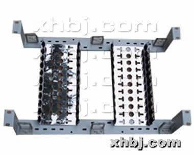 香河板金网提供生产100-800对配线架厂家