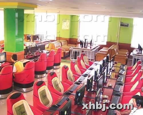 香河板金网提供生产烟台农大网吧桌效果图厂家