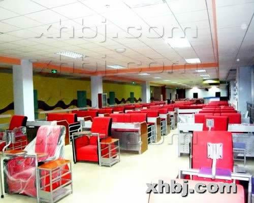 香河板金网提供生产山东黄岛他她乐网吧桌效果图厂家