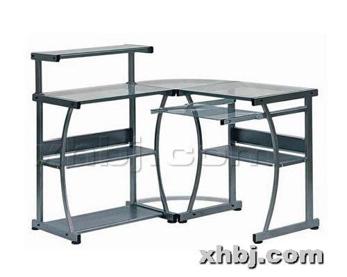 香河板金网提供生产双机电脑桌厂家