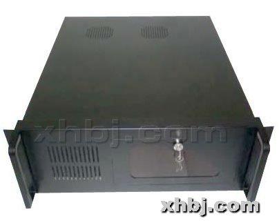 香河板金网提供生产监控4U机箱厂家