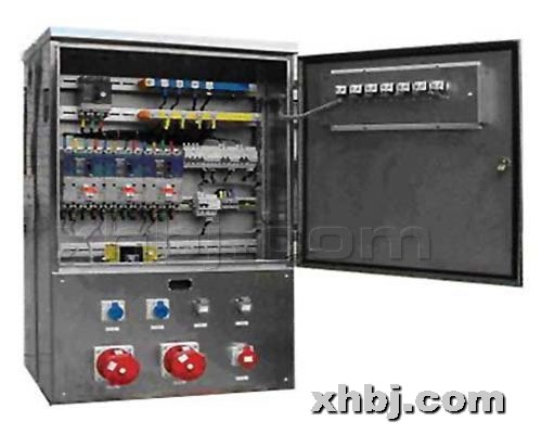 香河板金网提供生产检修电源箱厂家