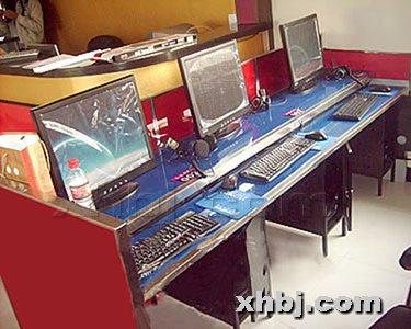 香河板金网提供生产唐山网吧效果图片