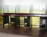 网吧桌(钢化玻璃)