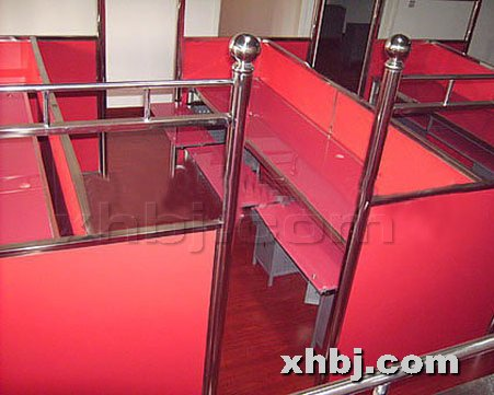 香河板金网提供生产崇文金航线网吧不锈钢隔断效果图片厂家