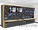 高清电视墙效果图