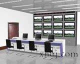 液晶屏操作台电视墙
