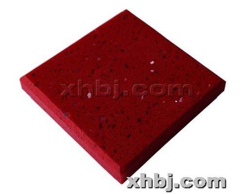 香河板金网提供生产红水晶人造石英石