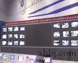 学校监控电视墙
