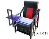 网吧沙发一体桌效果图
