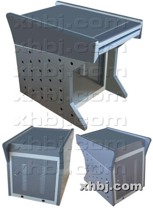 香河板金网提供生产灰色单联操作台厂家