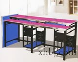 防盗组合网吧桌