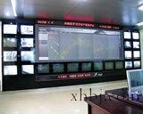 煤矿生产中心电视墙