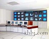 一汽轿车监控中心电视墙