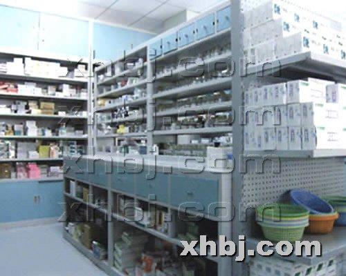 香河板金网提供生产药品货架厂家