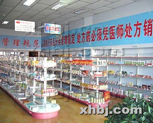香河板金网提供生产药店货架厂家
