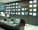 济铁电视台电视墙