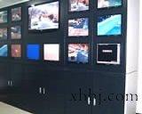 山西省地震局不锈钢电视墙