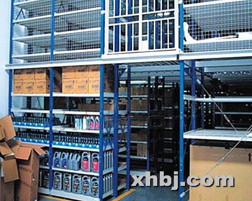香河板金网提供生产汽配库货架厂家